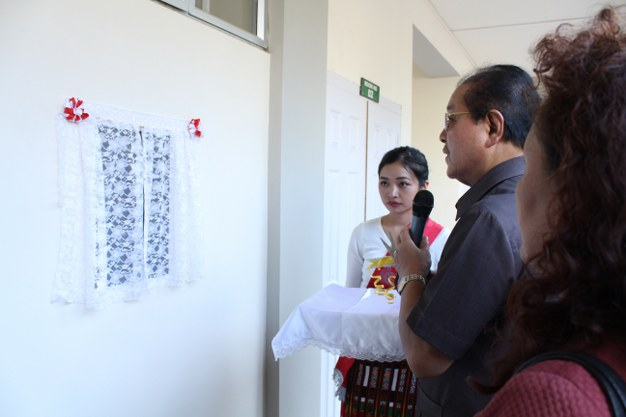 Inauguration Of New Academic Building Constructed Under RUSA