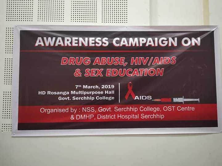 Awareness Campaign On Drug Abuse, HIV/AIDS & Sex Education